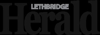 Lethbridge Herald - Image: Lethbridge Herald Current Logo