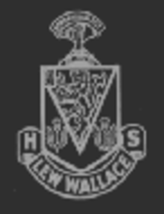 Lew Wallace High School - Lew Wallace High School crest