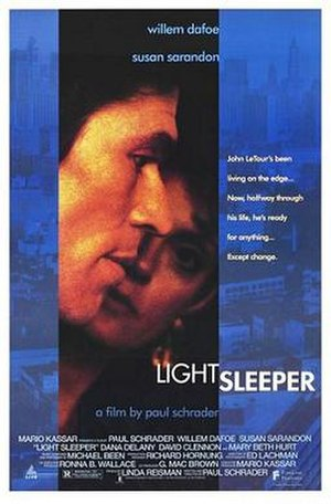 Light Sleeper - Theatrical release poster
