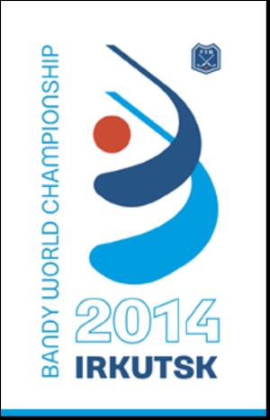 2014 Bandy World Championship - Image: Logo 2014 Bandy World Championship