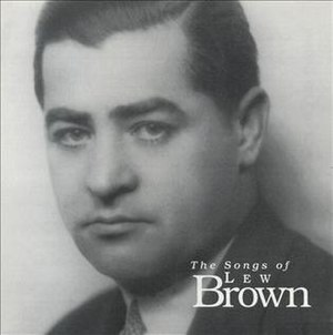 Lew Brown - Image: Louis Brownstein photo
