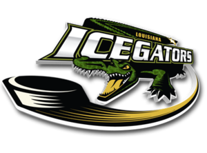 Louisiana IceGators (SPHL) - Image: Louisiana Icegators New