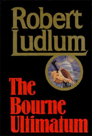 The Bourne Ultimatum - Image: Ludlum The Bourne Ultimatum Coverart