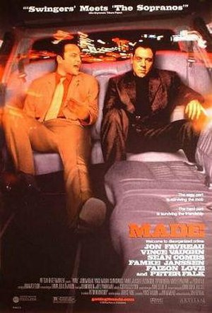 Made (2001 film) - Theatrical release poster