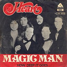 Heart magic man single