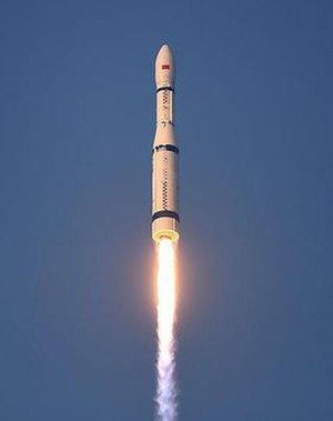 Long March 6 - Maiden flight of Long March 6 rocket