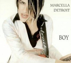 Boy (Marcella Detroit song) - Image: Marcella Boy
