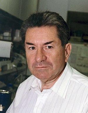 Max Birnstiel - Max Birnstiel in approximately 1990