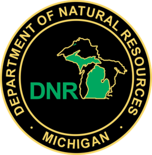 Michigan Department of Natural Resources - Image: Michigan Department of Natural Resources logo