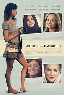 <i>Mothers and Daughters</i> (2016 film)