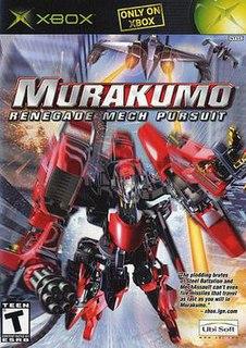 <i>Murakumo: Renegade Mech Pursuit</i>