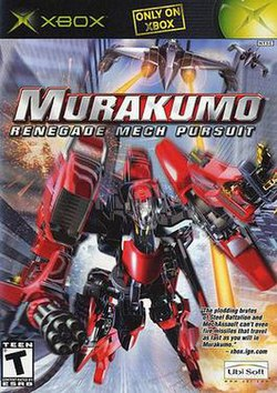 murakumo renegade mech pursuit wikipedia