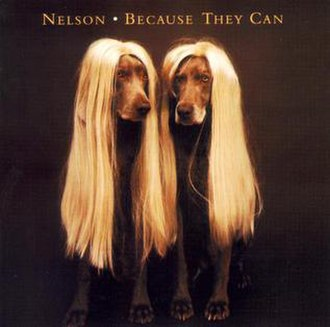 Because They Can - Image: Nelson Because They Can cover