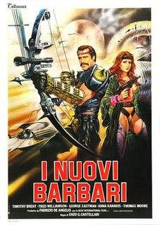 <i>The New Barbarians</i>