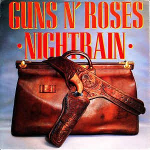 Nightrain - Image: Nightrain by Guns n' Roses cassette