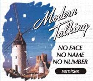 No Face, No Name, No Number - Image: No Face No Name No Number Remixes
