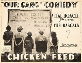 Chicken Feed - Lobby card