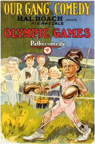 Olympic Games (film) - Film poster