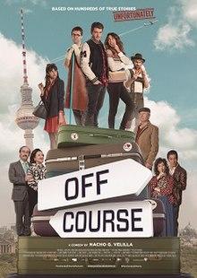 off course 2015 film wikipedia