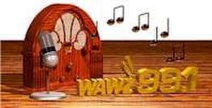 WAWZ - The Old WAWZ-FM Logo