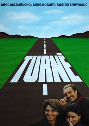 On Tour (1990 film) - Film poster
