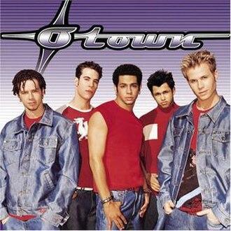 O-Town (album) - Image: Otownalbum