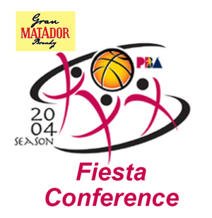 2004 PBA Fiesta Conference - Image: PBA2004 fiestaconference