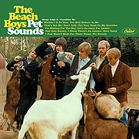Pet Sounds (1966) marked a higher level of sophistication in the band's recording techniques.