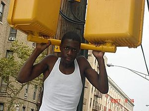 Shooting of Ramarley Graham - Image: Photo of Ramarley Graham