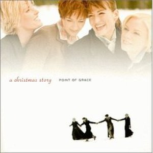 A Christmas Story (Point of Grace album) - Image: Pog acs
