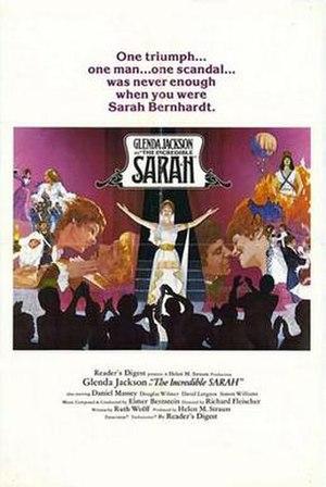 The Incredible Sarah - Film poster