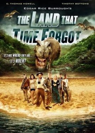 The Land That Time Forgot (2009 film) - Theatrical poster