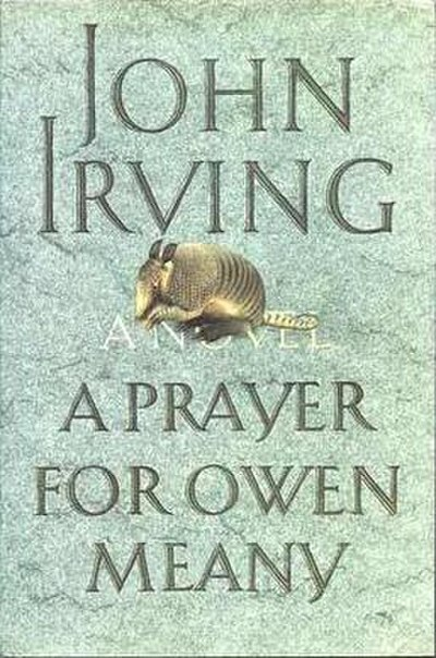 Picture of a book: A Prayer For Owen Meany
