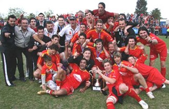 Preston Lions FC - 2007 Victorian Premier League Grand Final