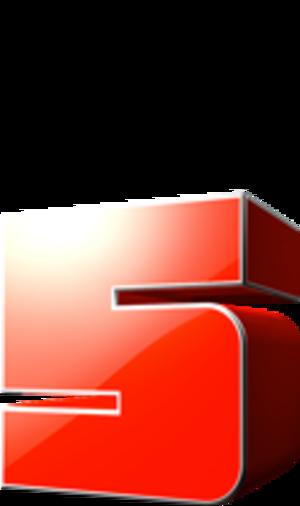 RTL 5 - Image: RTL5 logo 2012