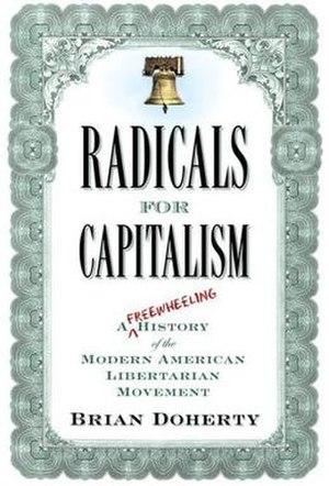 Radicals for Capitalism - Image: Radicals for Capitalism