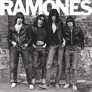 Ramones (album) - Image: Ramones Ramones cover