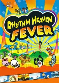 <i>Rhythm Heaven Fever</i> video game