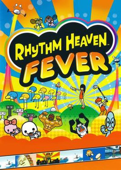 Picture of a game: Rhythm Heaven Fever