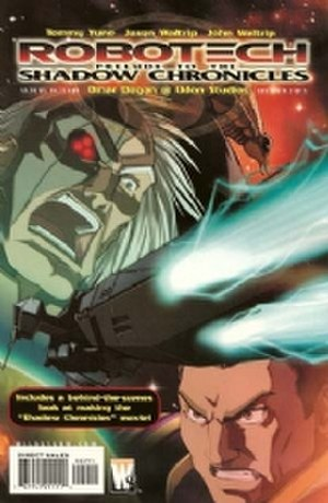 Robotech: Prelude to the Shadow Chronicles - Image: Robotech 1