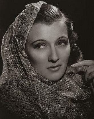Rose Stradner - Stradner in 1936