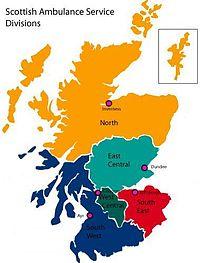 Central Region, Scotland #