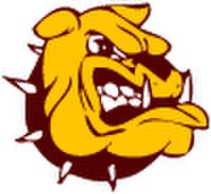 Stow-Munroe Falls High School - Image: SMFHS Bulldog