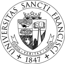 Saint Francis University seal.png