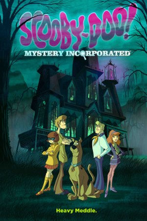 Scooby-Doo! Mystery Incorporated - Promotional poster