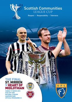 Scottish League Cup final programme 2013.jpg