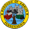 Official seal of Borough of Ambler