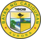 Official seal of Casiguran
