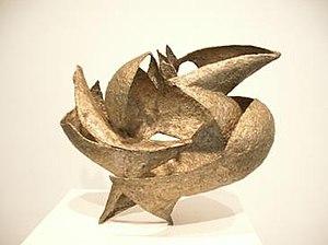Seymour Lipton - Image: Seymour Lipton sculpture