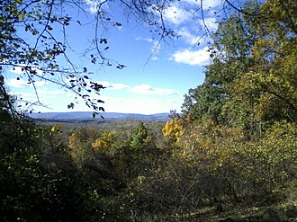 Battle of Cool Spring - Snicker's Gap, where Whittaker Chambers' grandfather escaped a Confederate bullet